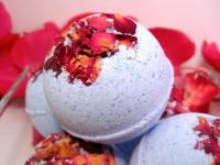 Бомбочки для ванны своими руками — Лучшие рецепты изготовления для новичков! (75 фото)