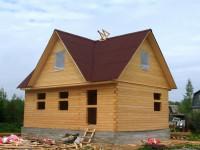 Дома из бруса — Правильная планировка с основными тонкостями +100 фото