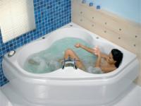 Гидромассажные ванны — обзор самых популярных моделей (95 фото)