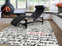 Ковер в гостиную — самые красивые варианты для яркого дизайна +126 фото