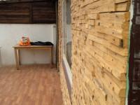 Отделка стен декоративными панелями — хороший вариант для стильного дизайна!