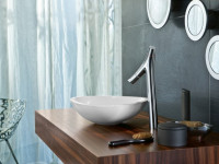 Смеситель для ванной — Красивые модели в современном интерьере! (72 фото)
