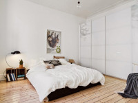 Спальня в белых тонах — 65 фото лучших идей оформления дизайна!