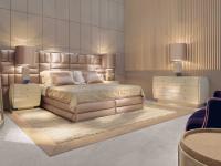 Спальня в стиле модерн — шикарный способ оформления интерьера +112 фото