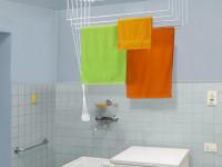 Сушилка для белья в ванную — Удобные стили для любого пространства на 76 фото