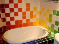 Укладка плитки в ванной — Оригинальные идеи оформления на 66 фото