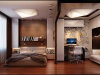 Зонирование комнаты — полезные советы для качественного распределения +127 фото