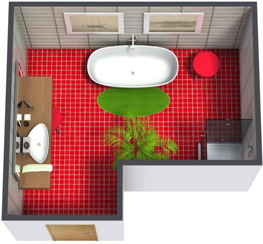 Small bathroom floor tile designs