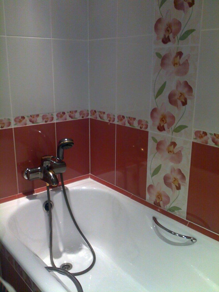 хрущевке ремонт фото ванны