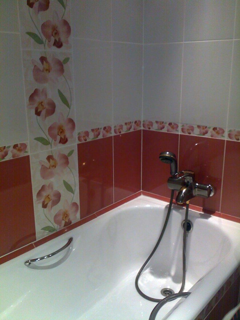 Дизайн кафеля в ванной в хрущевке
