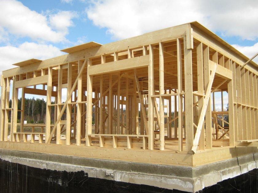 Каркасный дом своими руками проекты цены