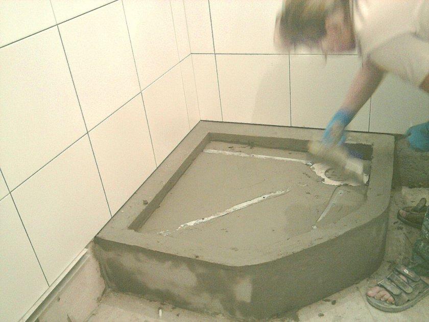 Как сделать душевую кабину своими руками из ванны