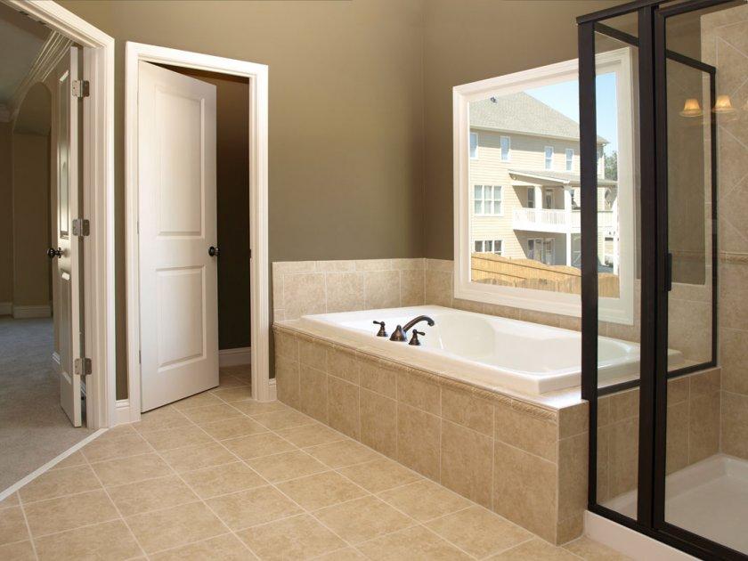 Интерьер туалета: 85 свежих идей дизайна ( 96