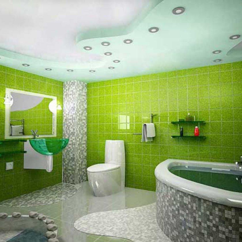Фото дизайн и интерьер ванной комнаты совмещенной с туалетом
