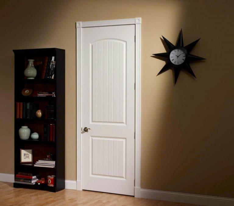 Как перекрасить дверь в другой цвет