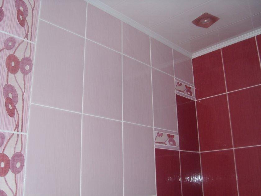плиткой фото комнаты облицовки ванной