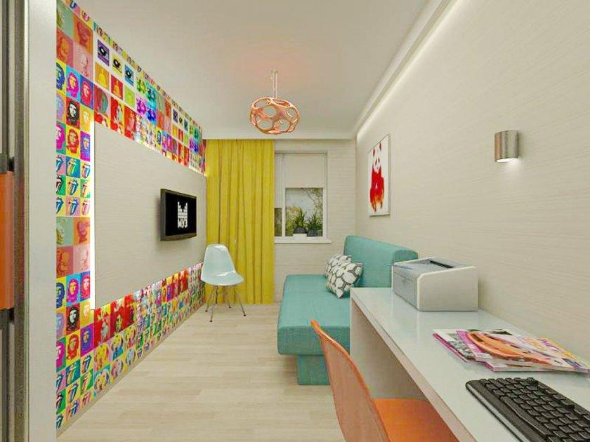 Сколько стоит ремонт в детской комнате в Екатеринбурге
