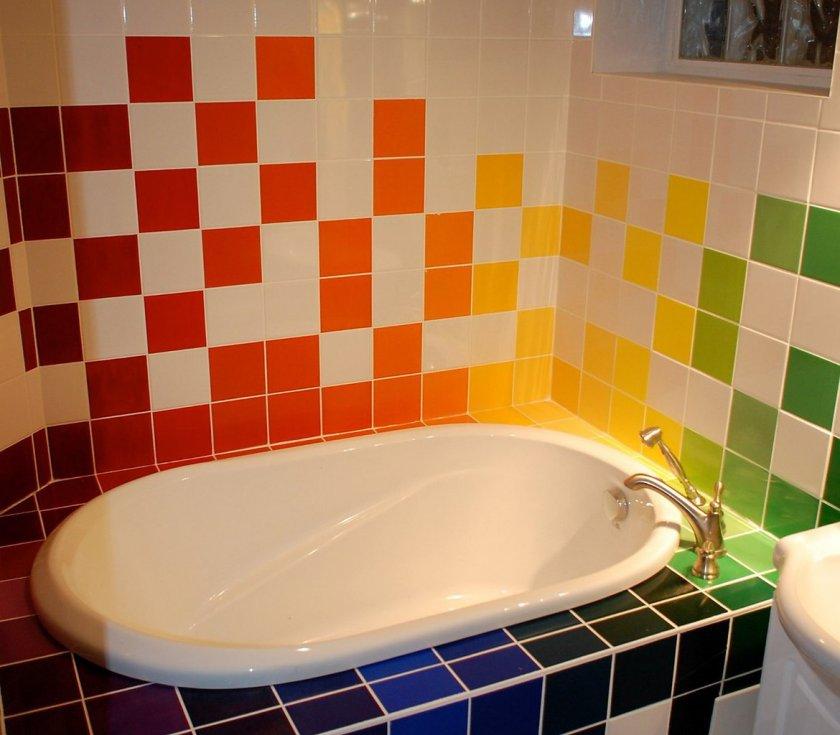 Ako položiť dlažbu v kúpeľni