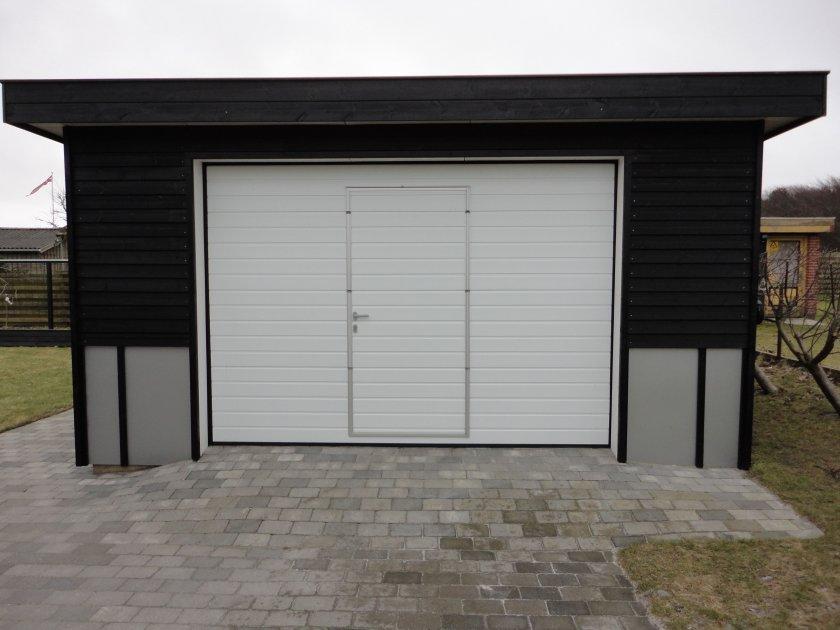 ремонт автоматических ворот гаража гатчина
