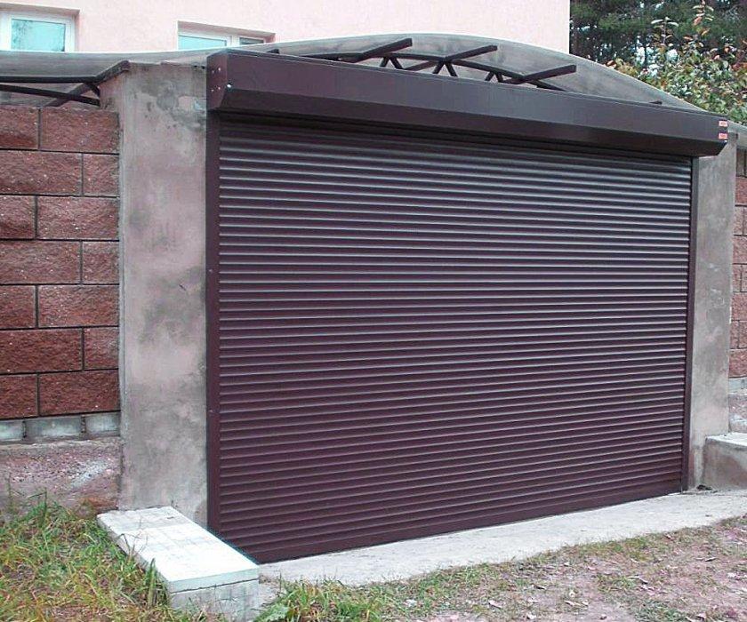 брянск купить гаражные ворота