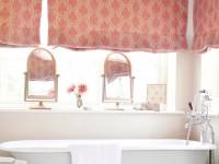 Шторки для ванной — Самые красивые варианты декора +65 фото