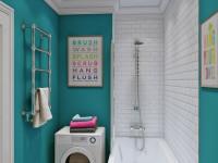 Дизайн интерьера ванной 4 кв. м. — 100 фото идей модной и функциональной планировки!
