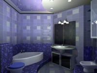 Интерьер совмещенной ванной комнаты с туалетом — 80 фото удобного обустройства!