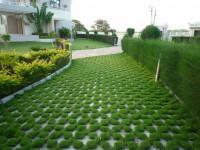 Искусственный газон — правила идеального обустройства (100 фото)
