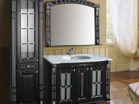 Мебель для ванной комнаты — Красивые варианты в современном интерьере (100 фото)