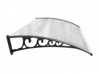 Навесы для дачи из поликарбоната — Современные варианты для вашего удобства! (79 фото)
