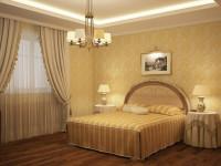 Обои для спальни — стильные и красивые разновидности 2020 года +127 фото