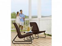 Плетеная мебель — оригинальный вариант для современного интерьера!