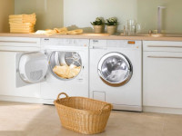 Подключение стиральной машины в ванной — Полезные советы мастеров (71 фото)