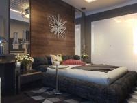 Спальня в стиле Лофт — Незамысловатый стиль современного интерьера на 63 фото