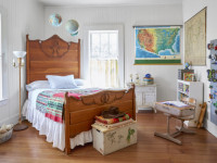 Интерьер детской спальни — фото лучших идей дизайна!