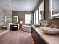 Дизайн ванной комнаты в современном стиле с фото для вдохновения