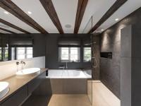 Ванные комнаты с окном: разновидности, варианты дизайна