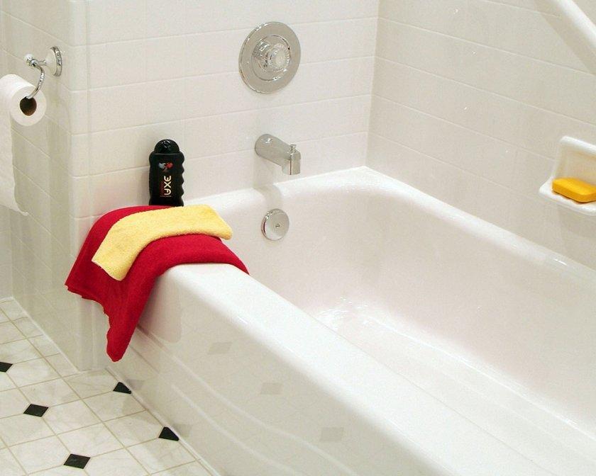 Чем отмыть плитку в ванной — Дизайн ванной комнаты