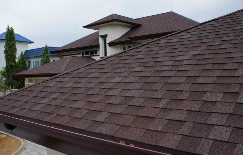 Мягкая кровля - 85 фото красивых способов оформления крыши!