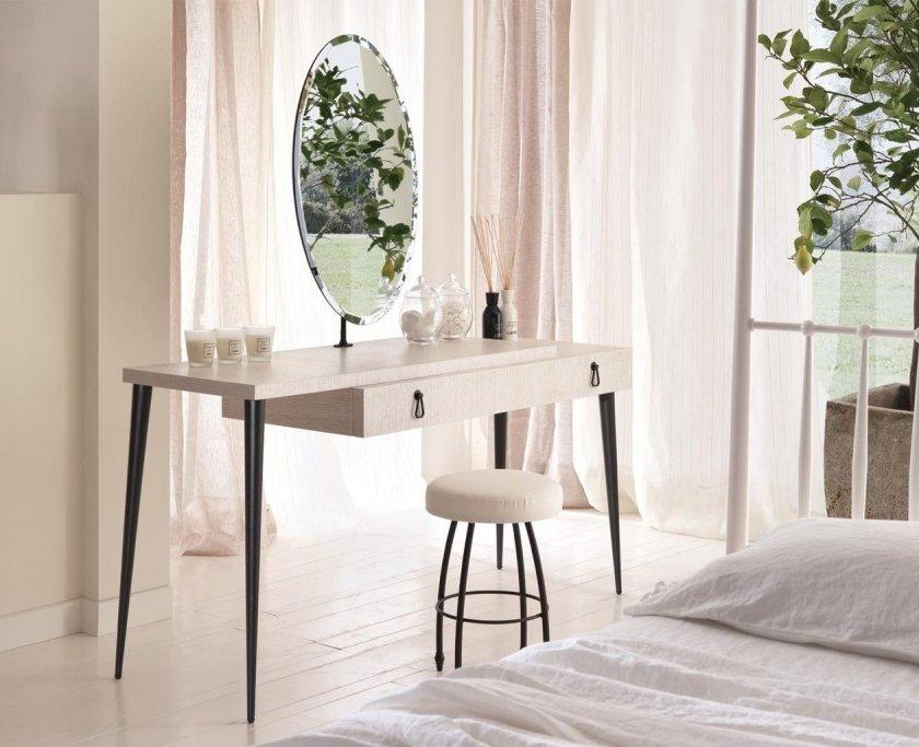 Туалетный столик с зеркалом в спальню 66 фото угловой косметический столик в интерьере белые модели