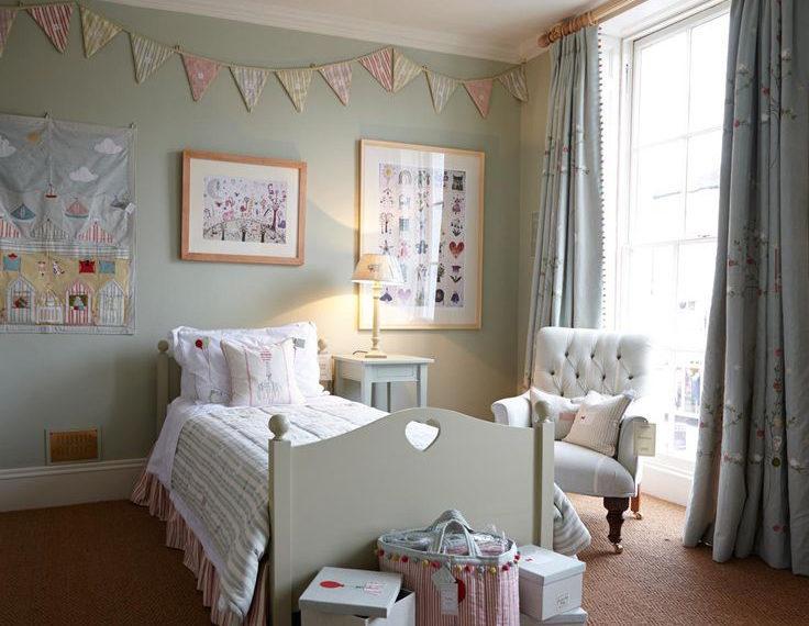 Стили детских спален