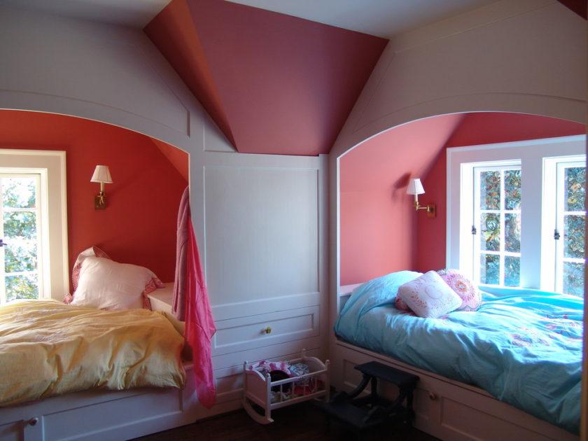 идеи детских спален